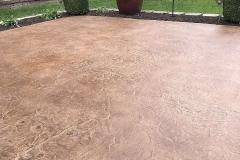 stamped concrete patio dallas