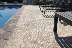 acrylic pool deck dallas
