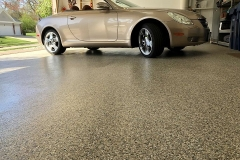 garage floors dallas