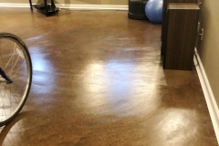 concrete staining dallas