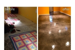 stain concrete dallas