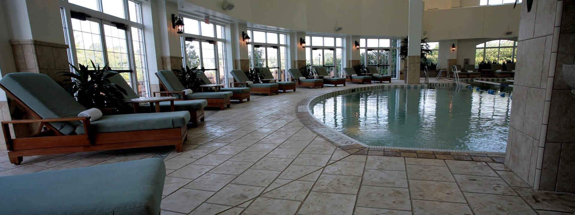 commercial concrete pool deck dallas