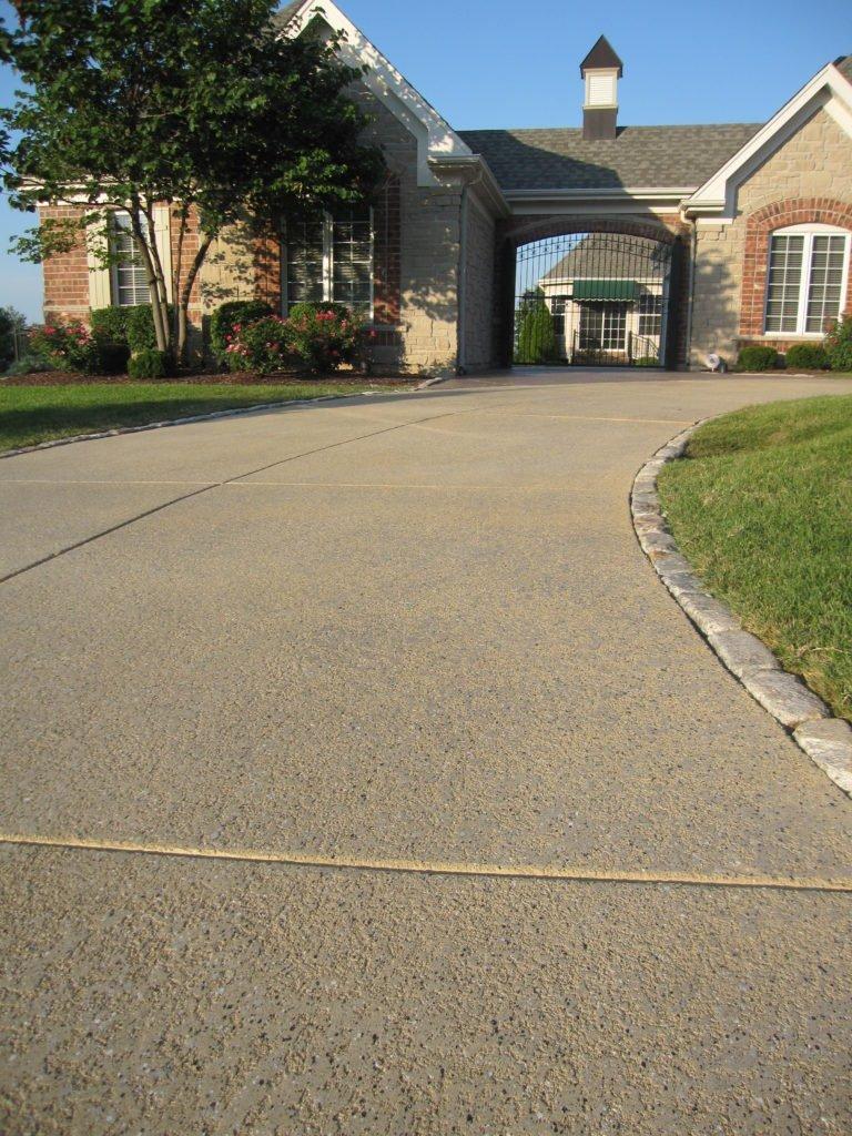 Residential Concrete Resurfacing Amp Repair Dallas Tx